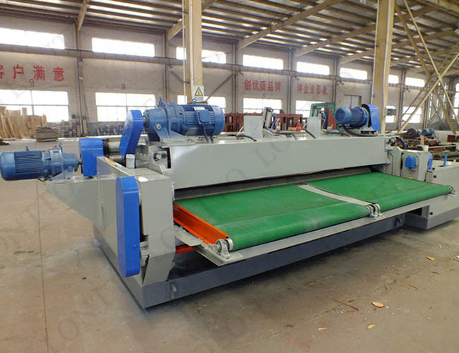 VENEER PEELING MACHINE 2