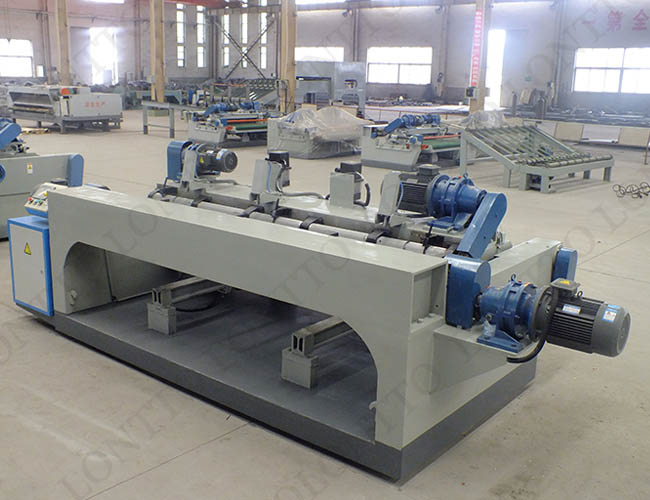VENEER PEELING MACHINE 4