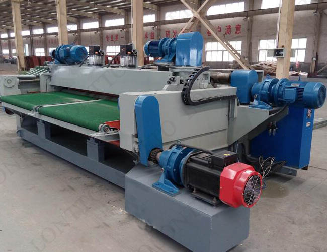 VENEER PEELING MACHINE 5