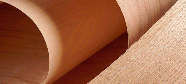 древесный шпон
